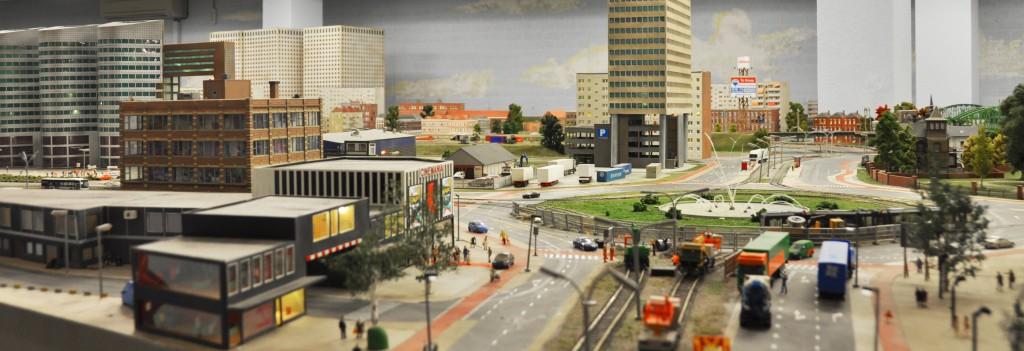 Foto: Robert de Voogd. Met dank aan: MiniWorld Rotterdam