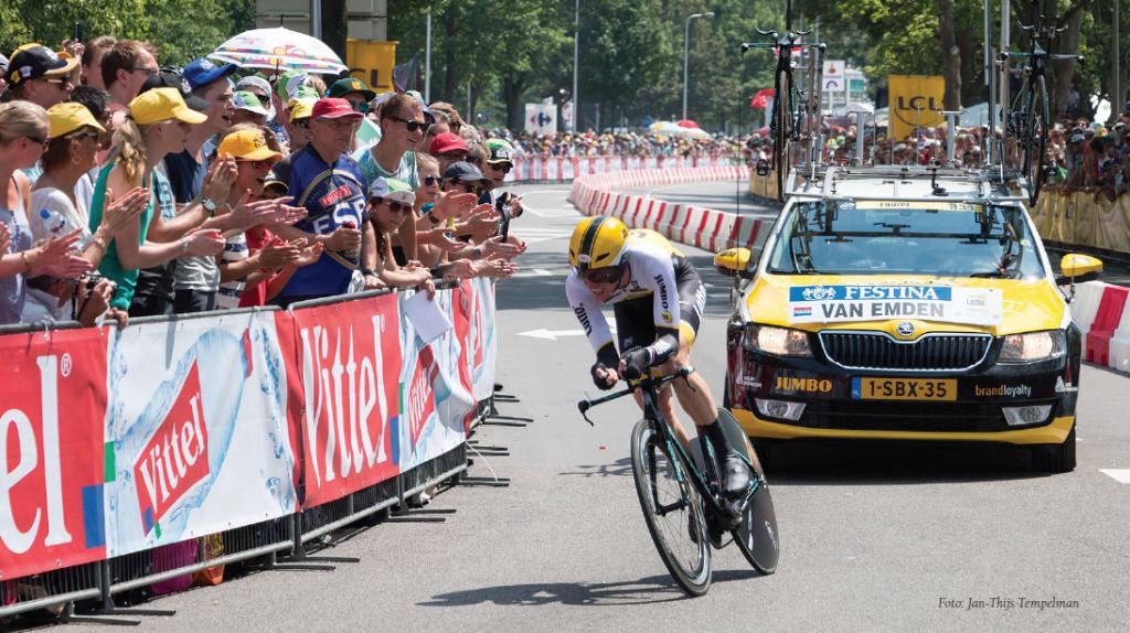 Foto Tour de France (Jan-Thijs Tempelman)