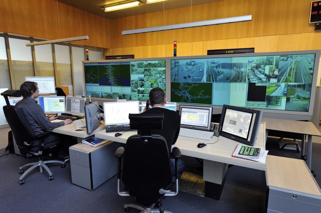Afbeelding: Ontwikkeling van verkeerscentrales